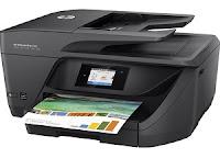 HP OfficeJet 6960 Driver Printer