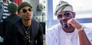New:Wizkid, Don Jazzy, Obasanjo Send Condolences To D'Banj