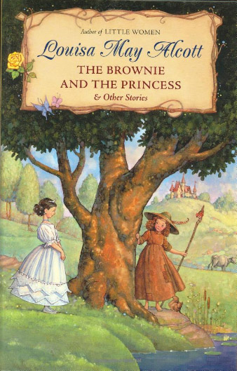 Reading 'The Brownie and the Princess and Other Stories' this June for the LMA reading challenge!