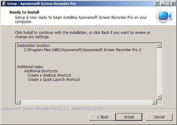 برنامج تصوير شاشة الحاسوب apowersoft مجانا مع الشرح بدلا من دفع 40 دولار