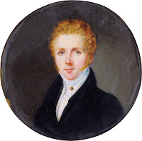 A portrait of Vincenzo Bellini