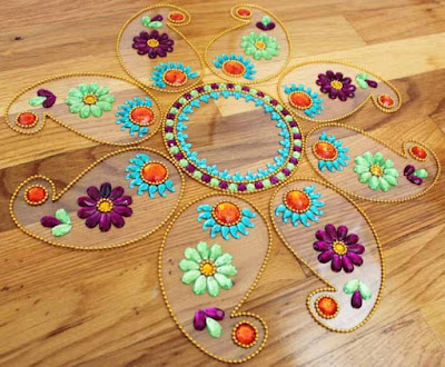 Best Rangoli Designs for Diwali 2018 for school competition
