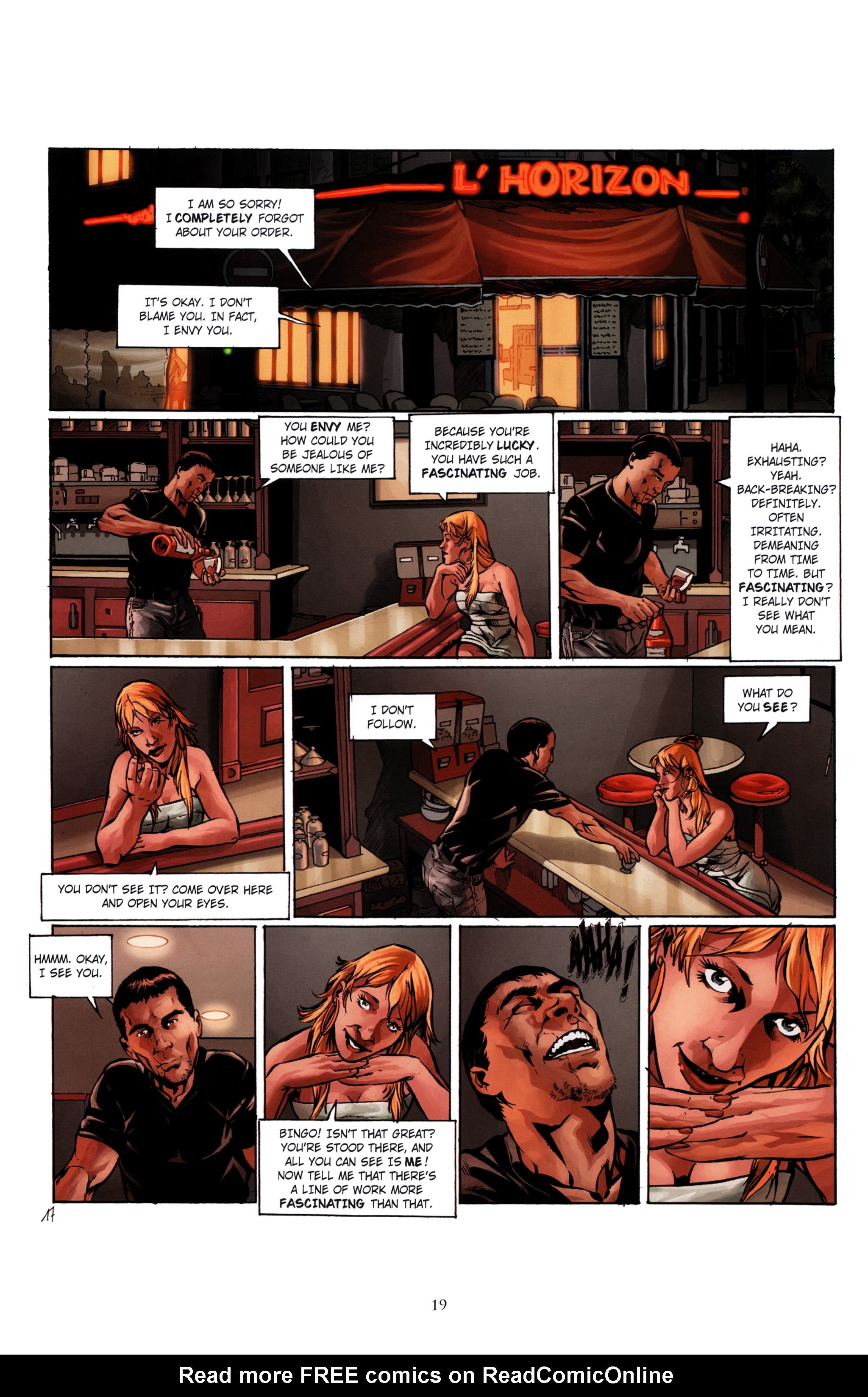 Read online Assassin's Creed (2012) comic -  Issue #1 - 23