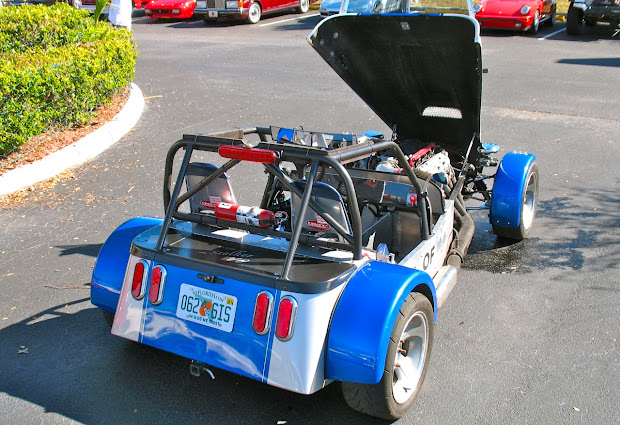 Street Legal Go Kart Shifter - Year of Clean Water