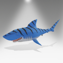 Tiger Shark - Pirate101 Hybrid Pet Guide
