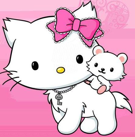 Lolita goes bad ~*~: Hello Kitty . . again ; )