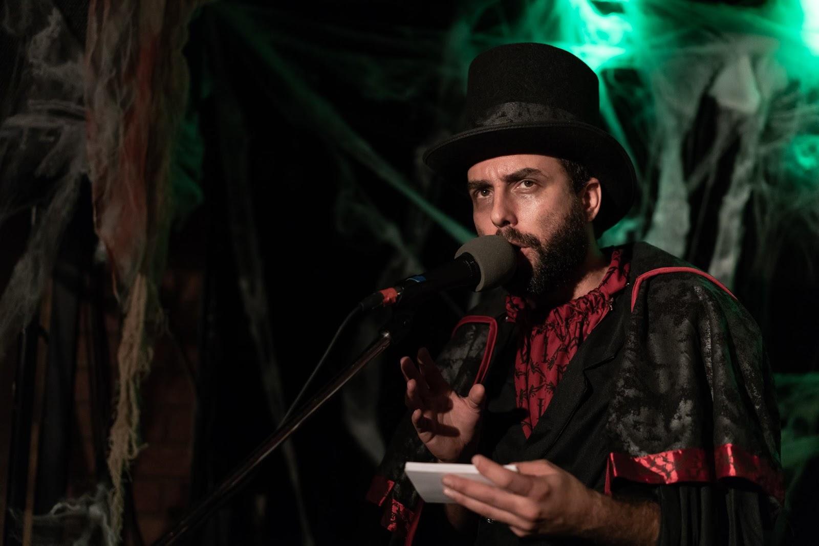 Spécial Halloween des Mystérieux Étonnants