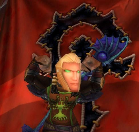 Male blood elf best face option