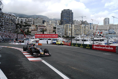 Formula One Monaco by TopSpeed