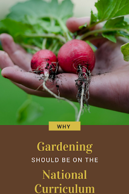 Why gardening should be on the national curriculum
