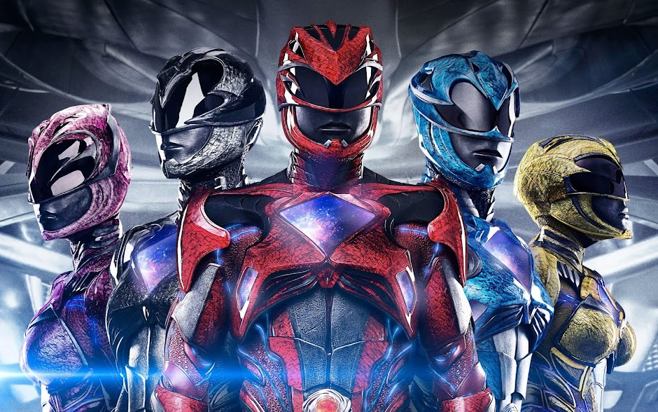 "Sequência de ""Power Rangers"" é confirmada"