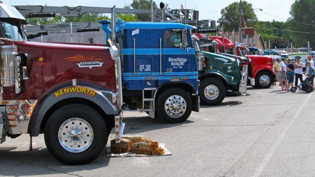 Truck Shows Near Me >> Macgellan Us Hwy 30 Detour Buckley Days Truck Show