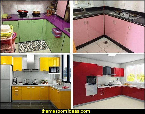 kitchen contact paper decorating