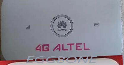 Unlock Altel / Megacom / Rostelecom Huawei E5573CS-322 MiFi