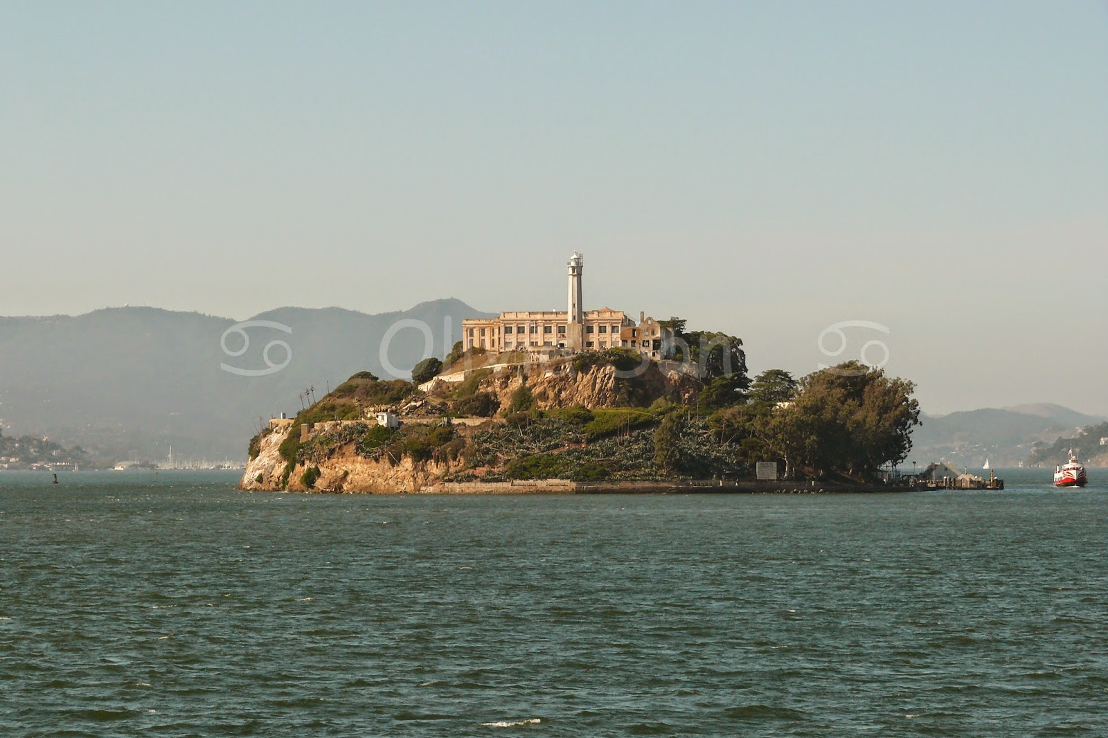 alcatraz san francisco, californie, usa