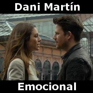 Letra y acordes de Dani Martin - Emocional