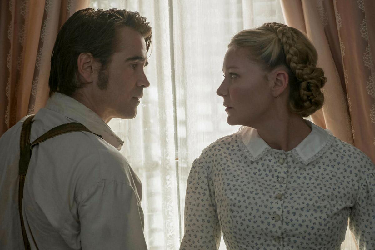 LA SEDUCCIÓN de Sofia Coppola - Colin Farrell y Kirsten Dunst