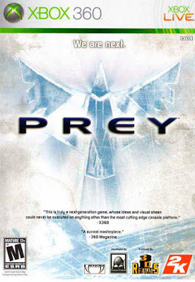 PREY (LT 2.0/3.0 RF) Xbox 360 Torrent