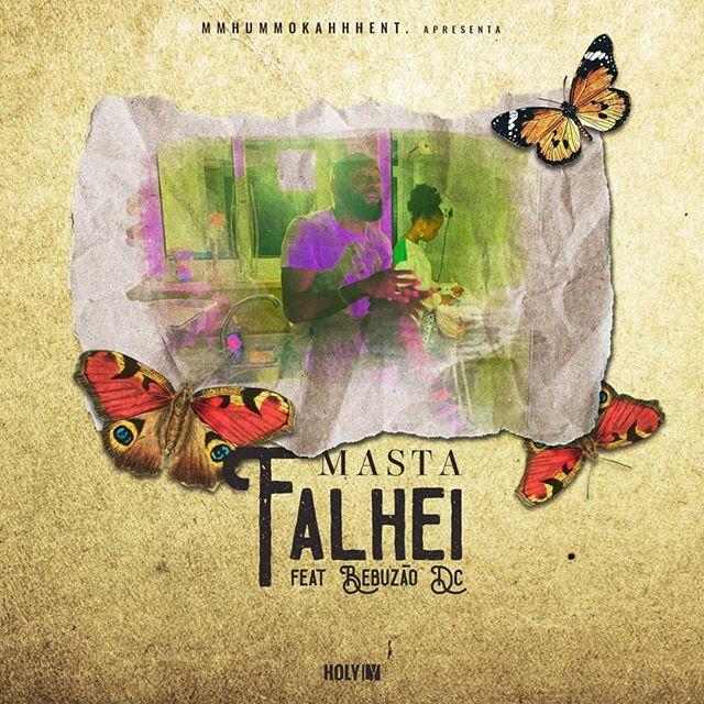 Masta - Falhei (feat. Bebuzão DC) [Prod. Hudy Crow]