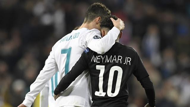 Mercato : Neymar souhaite rejoindre Ronaldo dès cet été selon Marca