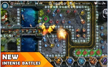 Game Strategy Perang Android Offline