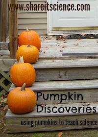 Pumpkin STEM Lesson