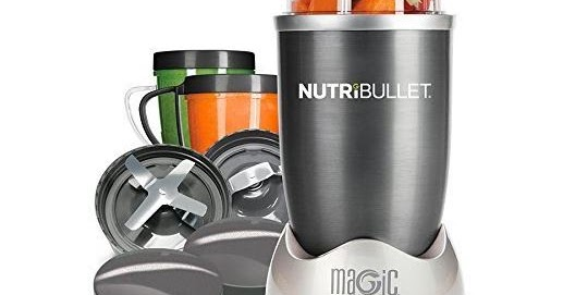 The magic bullet nutribullet 12 piece high speed blender mixer system - Coupons And Freebies Magic Bullet Nutribullet 12 Piece