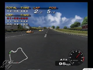 Driving Emotion Type S PS2 ISO Download