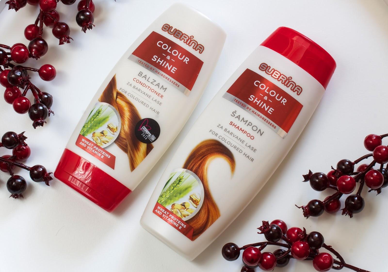 Subrina Color - & - Shine, šampon i regenerator