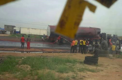 petrol tanker accident ebonyi