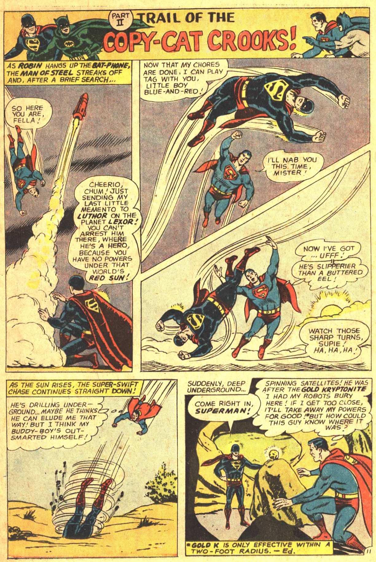 Read online World's Finest Comics comic -  Issue #159 - 15