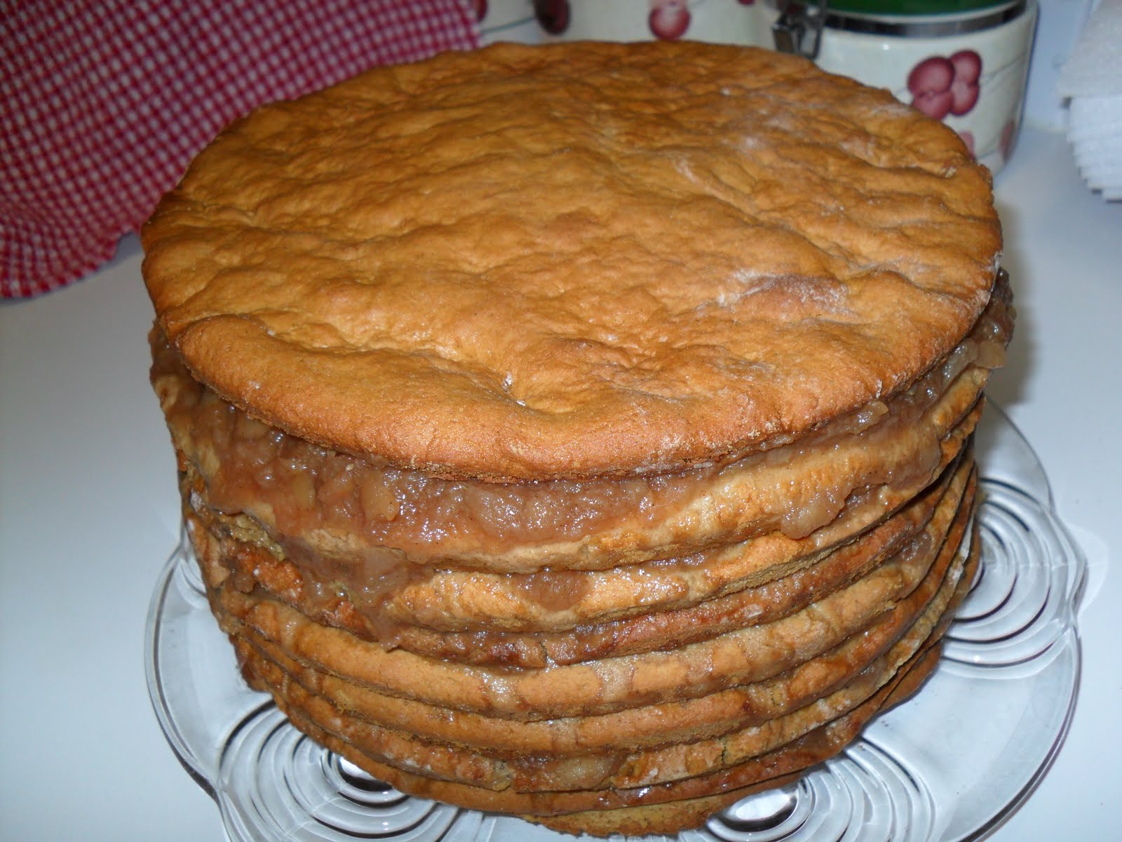 apple stack cake western fictioneers prairie 4th of july anthology 1350