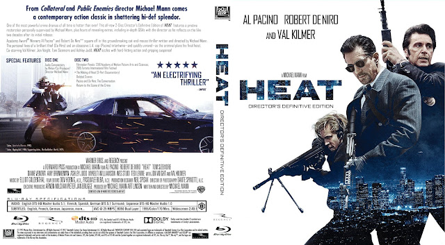 Heat Bluray Cover