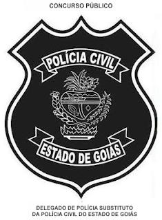 Concurso Polícia Civil de Goiás Delegado 2018