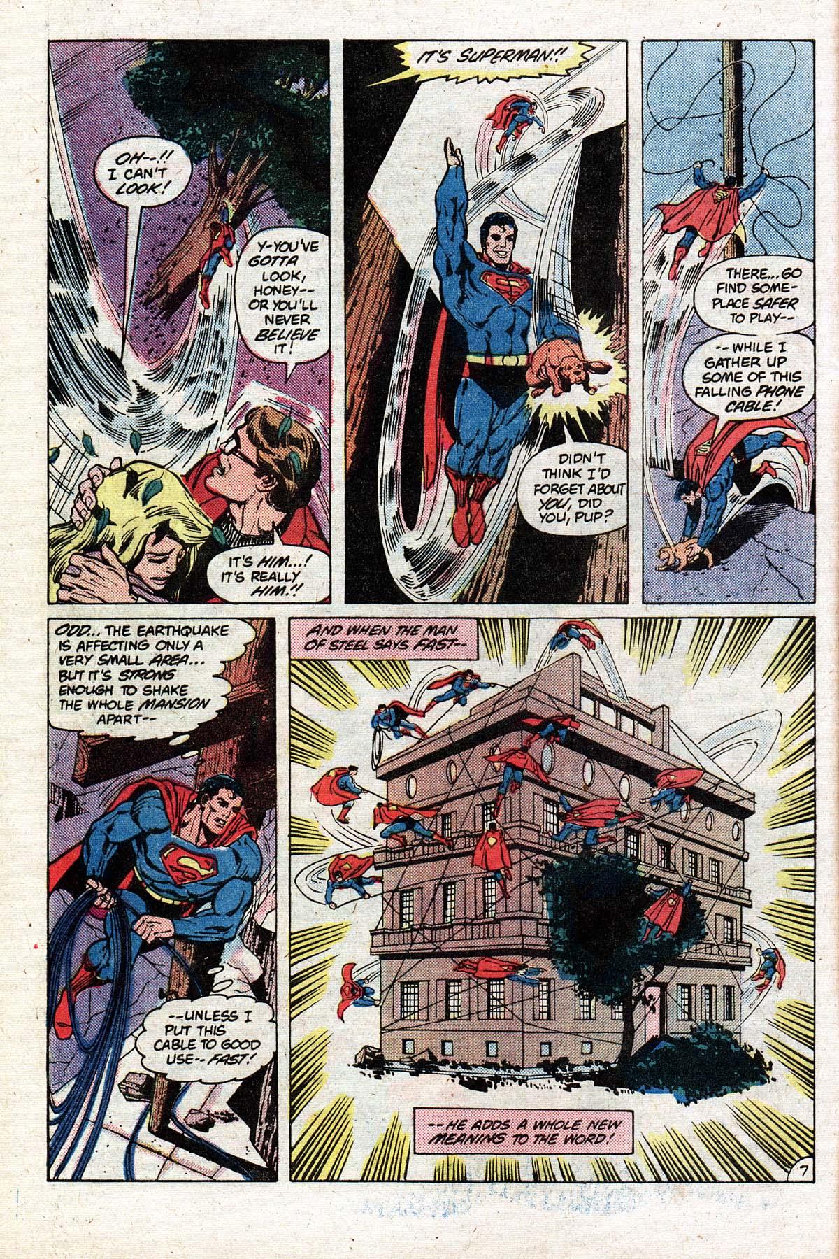 Read online World's Finest Comics comic -  Issue #279 - 10