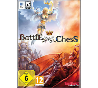 Portada de video juego de ajedrez