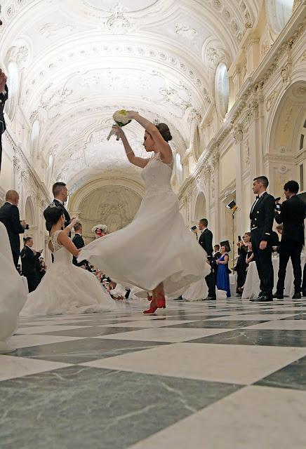 ballo delle debuttanti evento