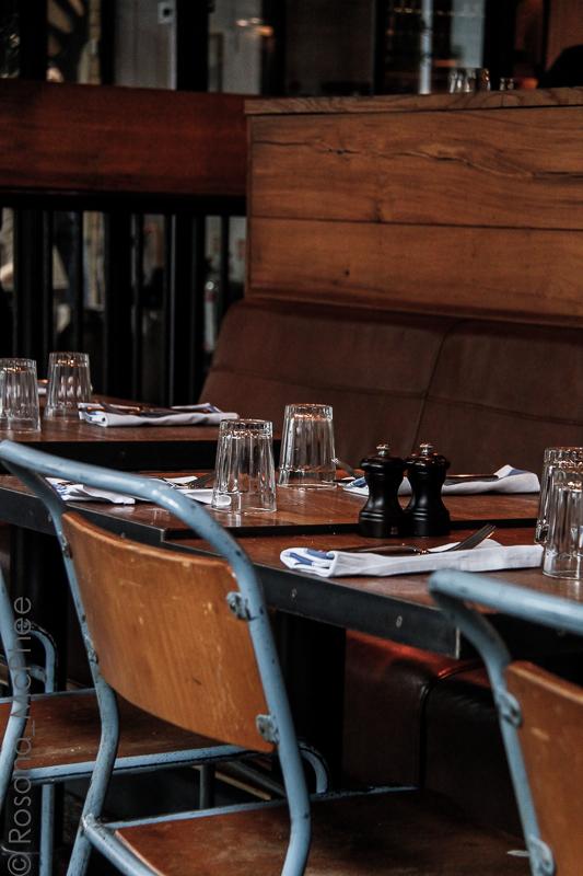 Lobster Restaurant Covent Garden