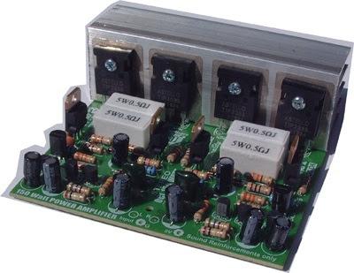 OCL 150 watt power amplifier Kit