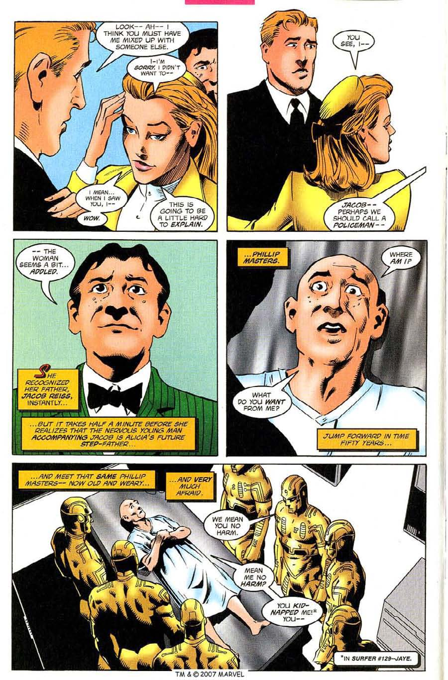 Read online Silver Surfer (1987) comic -  Issue #130 - 16