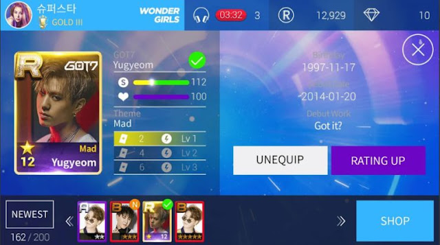 Game Music Korea SuperStar JYPNATION APK Android