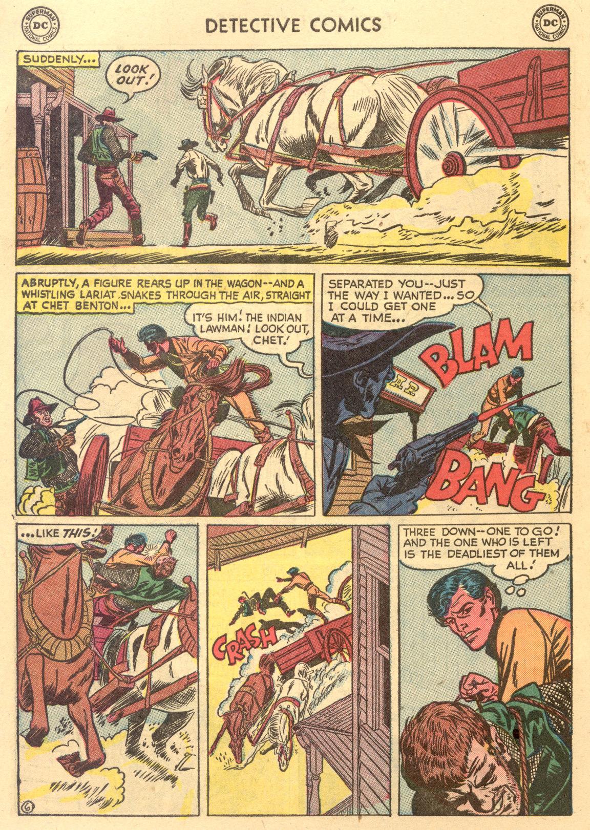 Read online Detective Comics (1937) comic -  Issue #194 - 40
