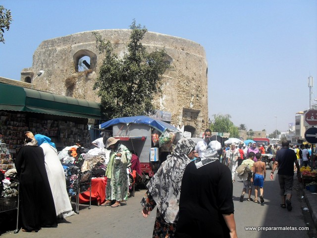 medina de Marruecos