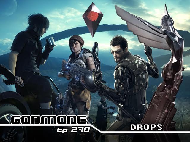 GODMODE 270 - DROPS