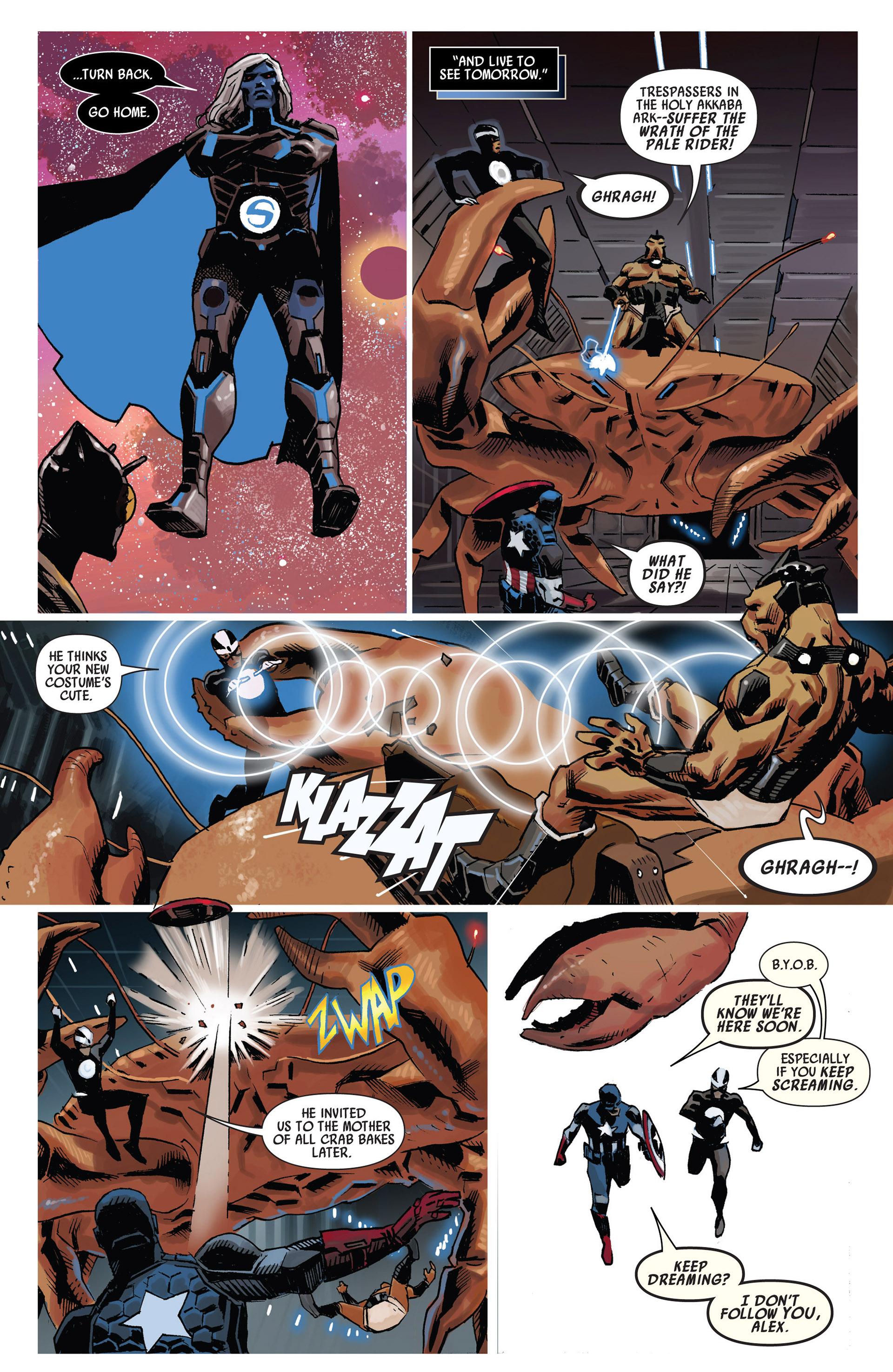 Read online Uncanny Avengers (2012) comic -  Issue #13 - 15