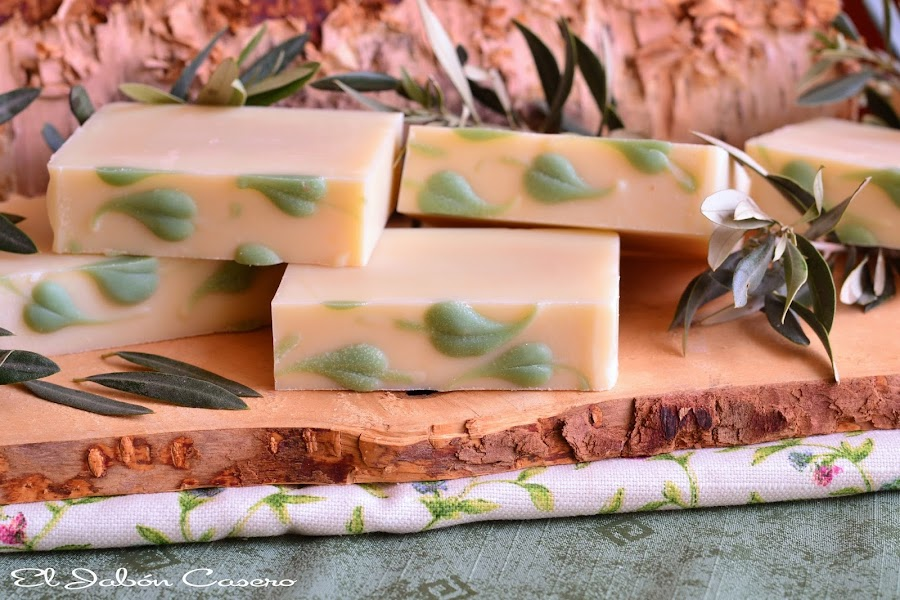 detalles de boda jabones oliva