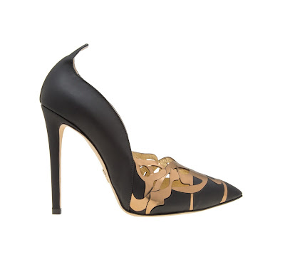 Aennis Eunis Sense Leather Pumps