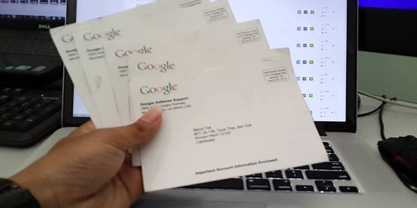 Mengatasi PIN Google Adsense Tidak Sampai