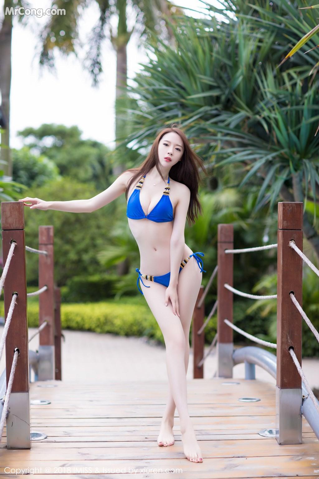 Image IMISS-Vol.234-Meng-Xin-Yue-MrCong.com-003 in post IMISS Vol.234: Người mẫu Meng Xin Yue (梦心月) (60 ảnh)