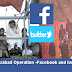 Islamabad Faizabad Operation Major Social networks Facebook,Youtube and Twitter are shutdown in Pakistan